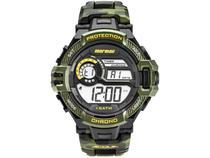 Relógio Masculino Mormaii Digital Esportivo - MO1134/8V Verde