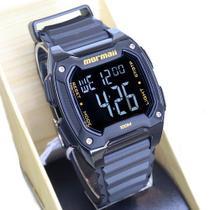 Relógio Masculino Mormaii Esportivo Prova DAgua Preto Mo11516b/8y -