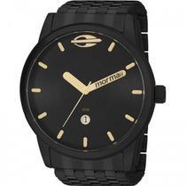 Relógio Masculino Mormaii Maui Preto Mo2115aa/4p -