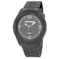 9a5c15ea3c3 Relógio Masculino Mormaii MO2035FG 8C 48mm Cinza Pulseira Plástico