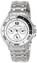 Relógio Masculino Nautica N21561M - A Prova D Água -