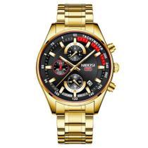 Relógio Masculino Nibosi 2375 Cronógrafo Quartzo de Luxo -