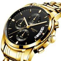 Relógio Masculino Nibosi Luxo Esportivo Original -