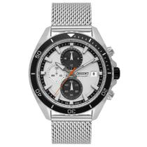 30f17dc23d755 Relógio Masculino Orient Analógico MBSSC178 S1SX - Prata