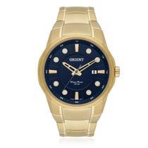 0a2f4824bf3 Relógio Masculino Orient Analógico MGSS1121 D1KX Fundo Azul
