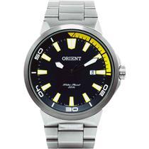 Relógio Masculino Orient Prata Esportivo MBSS1197A PYSX -