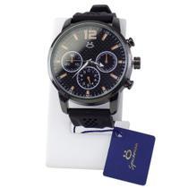 Relógio Masculino Original Pulseira de Silicone - Orizom