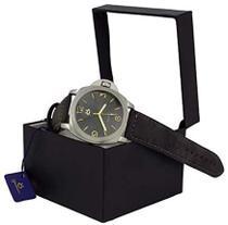 Relógio Masculino Orizom Analógico Aço Inox -