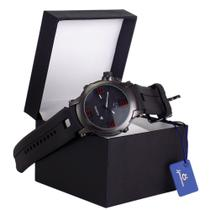Relógio Masculino Preto Analógico Orizom -
