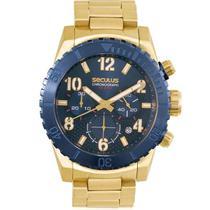 Relógio Masculino Seculus 13011GPSVLA1 -