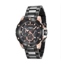 Relógio Masculino Seculus 13017GPSVIA2 Preto -
