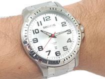Relógio Masculino Seculus 20787G0SVNA1 -