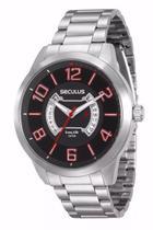 Relógio Masculino Seculus Analógico 20325g0svna1 - Prata -