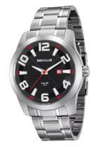 Relógio Masculino Seculus Analógico Long Life 20497G0SVNA2 -
