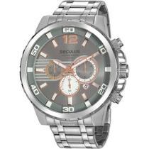 Relógio Masculino Seculus Chronograph 20909G0SVNA2 -