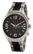 Relógio Masculino Seculus Chronograph 23171G0SSNA Aço -