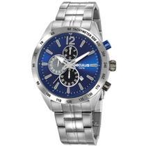 Relógio Masculino Seculus Cronógrafo Estilo 20767g0svna1 -