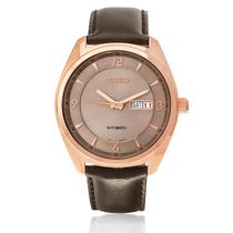 Relógio Masculino Seiko Automatic SNKN72B1 G2NX Rose -