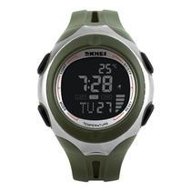 0c3f64d385d Relógio Masculino Skmei Digital Termômetro 1080 VD