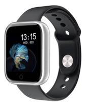 Relógio masculino Smartwatch P70 Prata fit - Sport Bracelet