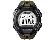 Relógio Masculino Social/Esportivo TI5K418N Timex - 100 Metros, Resistente à Arranhões, Cronômetro