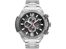 Relógio Masculino Technos Analógico Legacy - OS10FD/1C Prata