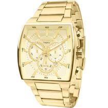 Relógio Masculino Technos Classic Legacy  JS25AL/4X 45mm Dourado -