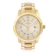 Relógio Masculino Technos Classic Steel 2115TE/4X Dourado 61377 -