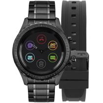 934c594b9aa3a Relógio Masculino Technos Connect Duo Smartwatch P01AB 4P Aço Preto