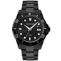 99aa8543133 Relógio Masculino Technos Skymaster 2415CL 4P 47mm Aço Preto