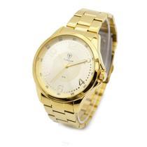 9c39f39d9ff Relógio Masculino Tuguir Analógico 5020 Dourado