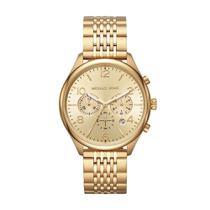 Relógio Michael Kors Feminino Merrick Dourado MK8638/1DN -