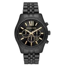Relógio Michael Kors Feminino MK8603-1PN Preto - Bruna Tessaro
