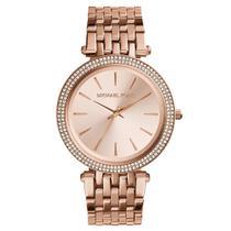 Relógio Michael Kors Feminino Rosé MK3192-4XN - Bruna Tessaro