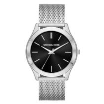 Relógio Michael Kors Feminino Slim Runway Prata - MK8606/1KN -