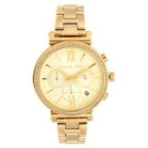 Relógio Michael Kors Feminino Sofie Dourado  MK6559-1DN - Bruna Tessaro