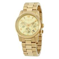 Relógio Michael Kors Ladies Runway Gold Mk5055