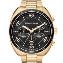 Relógio Michael Kors Masculino Dourado MK8614/1DN -