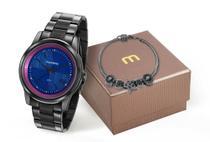 Relógio Mondaine Feminino 53636LPMVPE2K1+ Pulseira -