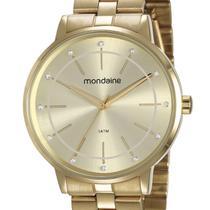 Relógio Mondaine Feminino 53749LPMVDE1 Dourado -