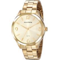 Relógio Mondaine Feminino 76728LPMVDE2 Dourado - Seculus