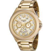 Relógio Mondaine Feminino Dourado 99366LPMVDS1 -