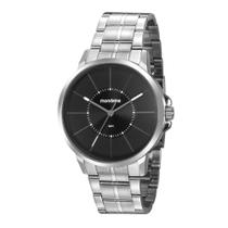Relógio Mondaine Masculino Classic Prata 32195G0MVNE2 -