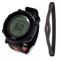 Relógio Monitor Cardíaco Atrio Frequencímetro Calorias Cinta -