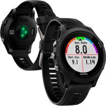 Relógio Monitor Cardíaco De Pulso Gps Garmin Forerunner 935 Preto -
