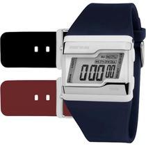 Relógio Mormaii Digital Três Cores de Pulseira - FZ-T8N -