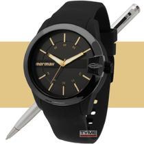 Relógio Mormaii Feminino Maui MOPC21JAH/8P - Silicone -