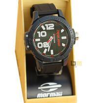 Relógio Mormaii Masculino Esportivo MO2035IC/8R Prova DAgua Garantia de Um Ano -