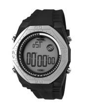 Relógio Mormaii Masculino Nautique Digital Preto MO3374C/8P -