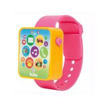 Relógio Musical Buba Watch Rosa - 08552 -